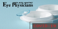 Mid Atlantic Eye Urges Contact Lens Wearers to Switch to Glasses During COVID-19 Crisis